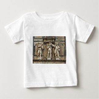 Baptism of christ - statue from Florence Infant T-shirt