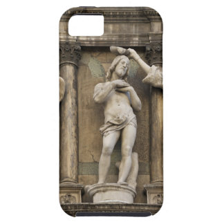 Baptism of christ - statue from Florence iPhone SE/5/5s Case