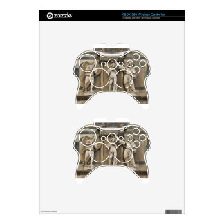 Baptism of christ - statue from Florence Xbox 360 Controller Skin