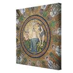 Baptism of Christ Stretched Canvas Prints