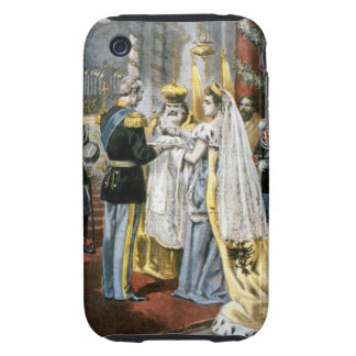 Baptism of Grand Duchess Tatiana, daughter of iPhone 3 Tough Covers