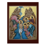 Baptism of our Lord Prayer Card