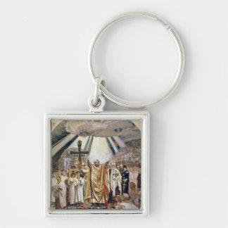 Baptism of Rus, 1885-96 Keychain