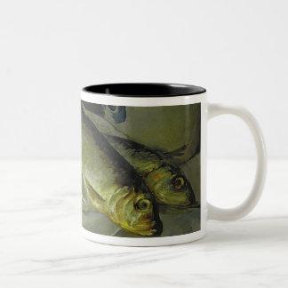 Baptism of the Chamberlains Two-Tone Coffee Mug