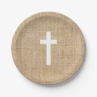 Baptism Plates | Zazzle