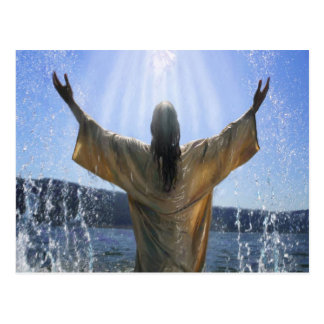 Baptism Post Cards