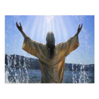 Baptism Postcard