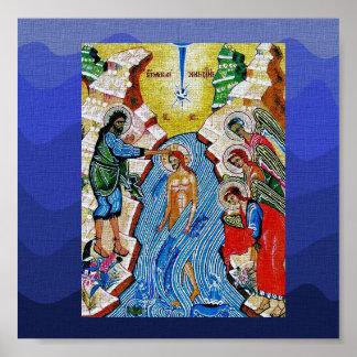 Baptism Poster