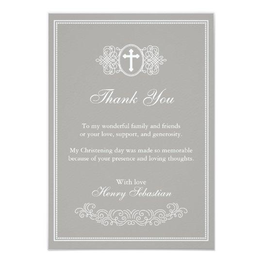 baptism thank you