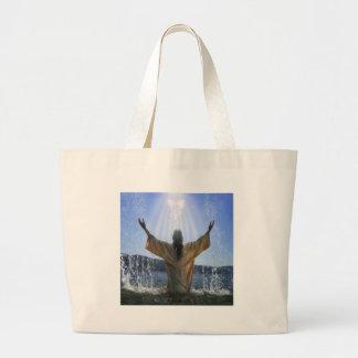 Baptism Tote Bag