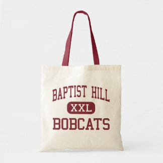Baptist Hill - Bobcats - High - Hollywood Tote Bags