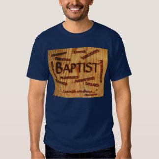 Baptist History Tees