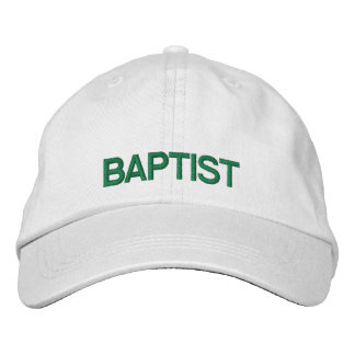 baptist Proud Custom Hat