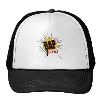 Baptized!  The gift for all who are proud. Trucker Hat