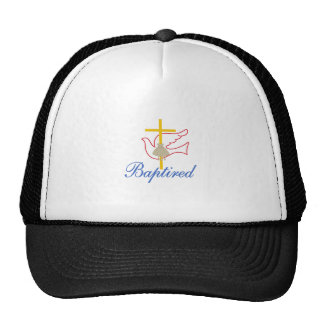 Baptized Trucker Hat