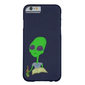 Bar Alien iPhone/iPad/Samsung/Motorolla feat. Barely There iPhone 6 Case