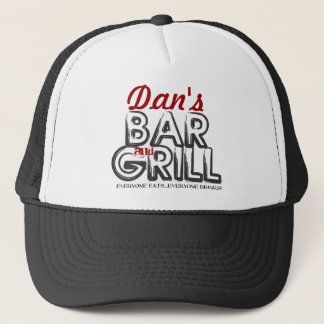 Bar and Grill Trucker Hat
