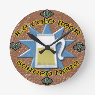 bar and restaurant special wall clock