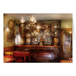 Bar and Tavern Greeting Cards