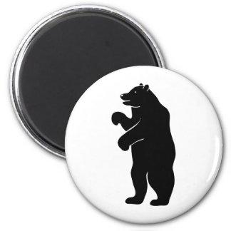 bär bear Berlin grizzly Imán Para Frigorífico