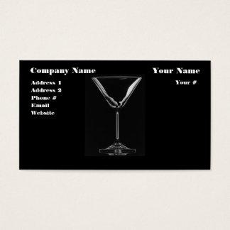 Bar/Bevarge Card