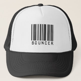 BAR BOUNCER LIGHT TRUCKER HAT
