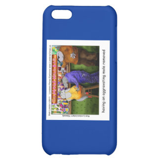 Bar Bouncers Funny Cover For iPhone 5C