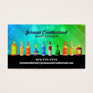 Bar Business Cards