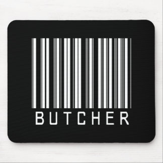 BAR BUTCHER DARK MOUSE PAD
