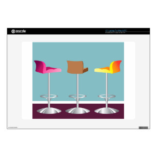 Bar_Chairs_Stools Decals For Laptops
