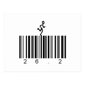 Bar Code 26 2 Post Card