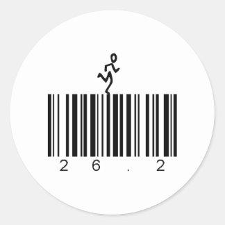 Bar Code 26 2 Sticker