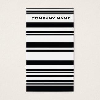 Bar Code -  business card