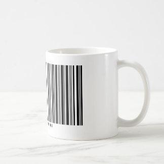 Bar Code CHECK ME OUT Coffee Mug