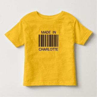 Bar Code Cities T-shirts