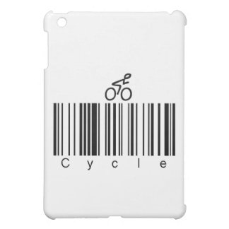 Bar Code Cycle Cover For The iPad Mini