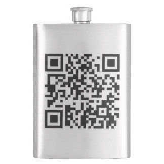 Bar Code Scanner Durable Flask