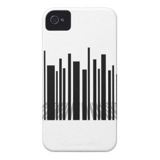 Bar code skyscraper iPhone 4 case