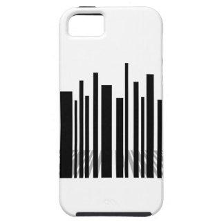 Bar code skyscraper iPhone SE/5/5s case