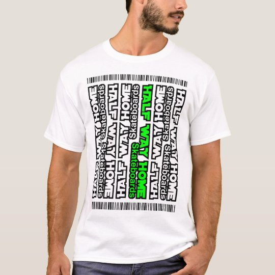 Bar Code T-Shirt