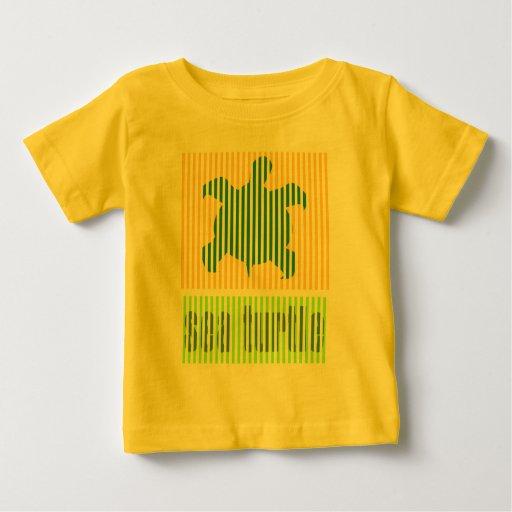 Bar Code Turtle T-shirt