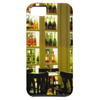 Bar de vinos funda para iPhone SE/5/5s