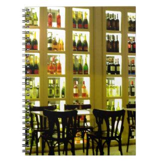 Bar de vinos notebook