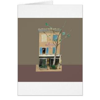 BAR DECOUVERT (ST REMY DE PROVENCE) CARD