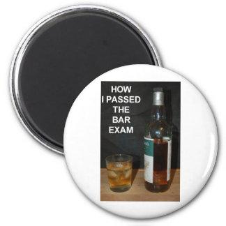 Bar Exam Magnets
