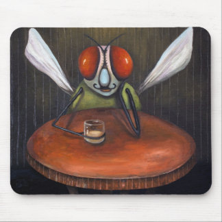 Bar Fly Mouse Pad