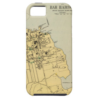 Bar Harbor iPhone 5 Cover