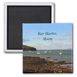Bar Harbor Magnet