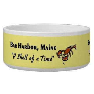 Bar Harbor Maine Bowl