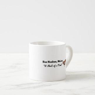 Bar Harbor Maine Espresso Cup